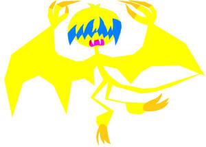 bun-dactyl (ZHRN01CV design)