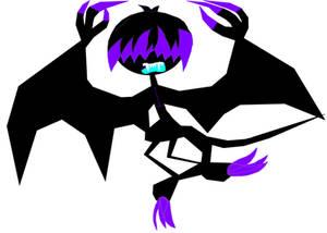 dark Bun-dactyl (ZHRN01CV design)