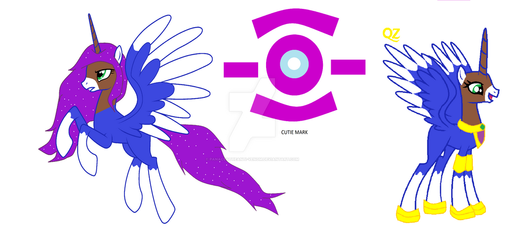 Oc Made With Vectors On Mlp Octown Deviantart
