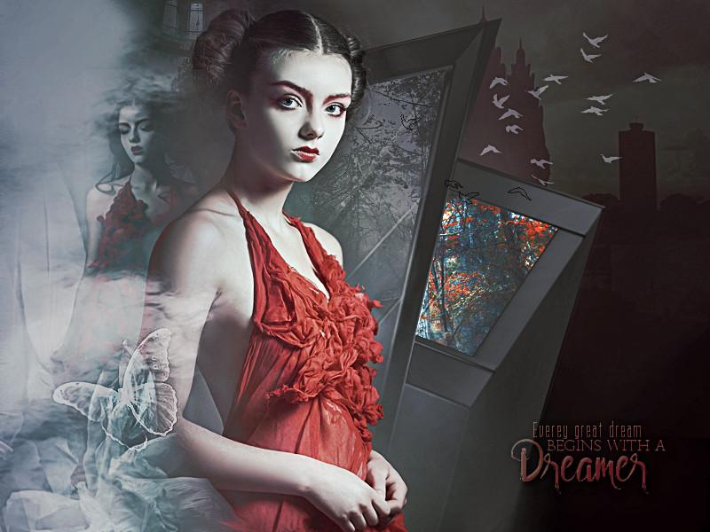 DreamsbeginDreamer by MiekeVeke