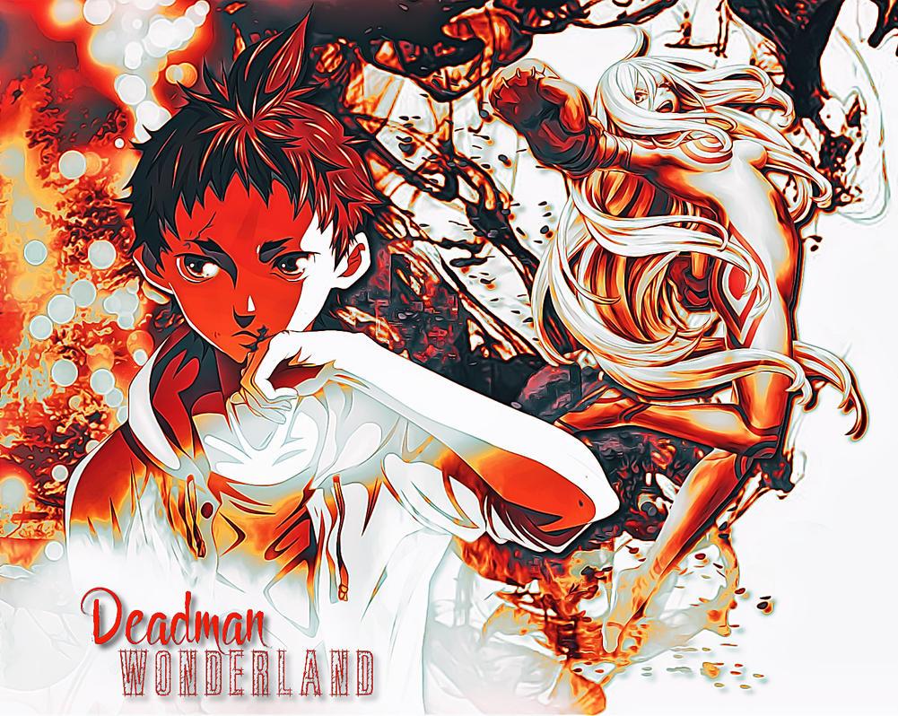 DeadmanWonderland by MiekeVeke