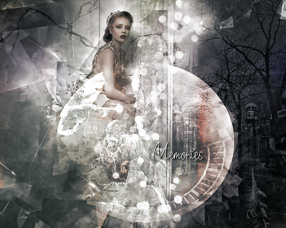 Memories2 3PicChallenge by MiekeVeke