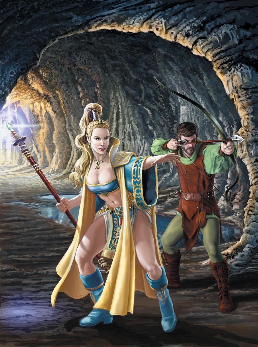 Firiona Vie, Everquest