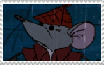 Roquefort stamp by HTFWhiskersthecat