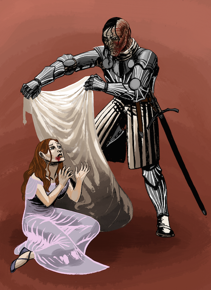 sansa and the hound relationship trust