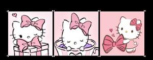 (F2U) Hello Kitty Divider