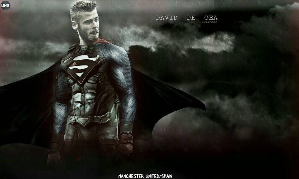 David De Gea Wallpaper. By UhgGfx On DeviantArt