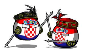 Moreska - Croatian Traditional Sword Dance