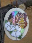 Dogwood Butterfly Suncatcher