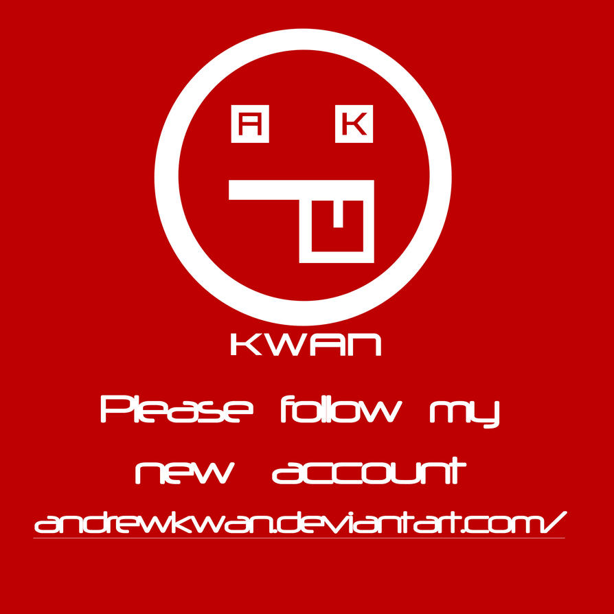 Please follow my new account by Andrew-ak-47