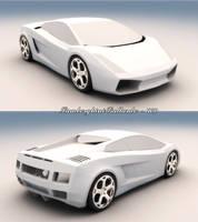 Lamborghini Gallardo WIP by viewjz