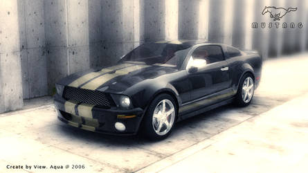 2005 FordMustang in NFS9 Style by viewjz