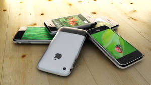 many iPhones...