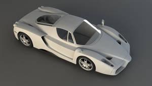 Ferrari Enzo W.I.P by viewjz