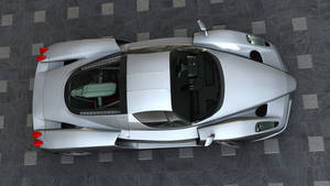 Ferrari Enzo W.I.P. 3 by viewjz