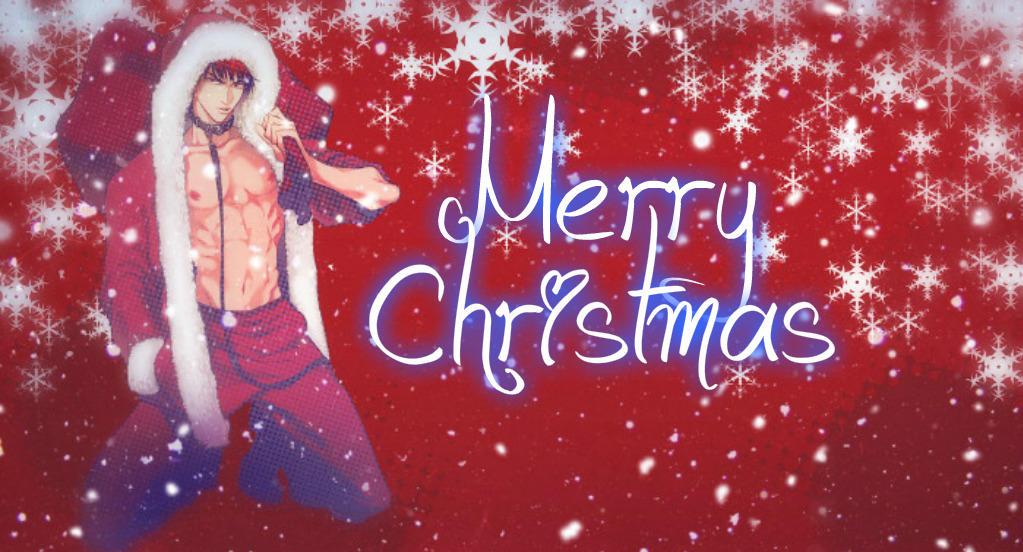 Kagami Taiga Christmas Wallpaper By Jill127 Chan On Deviantart
