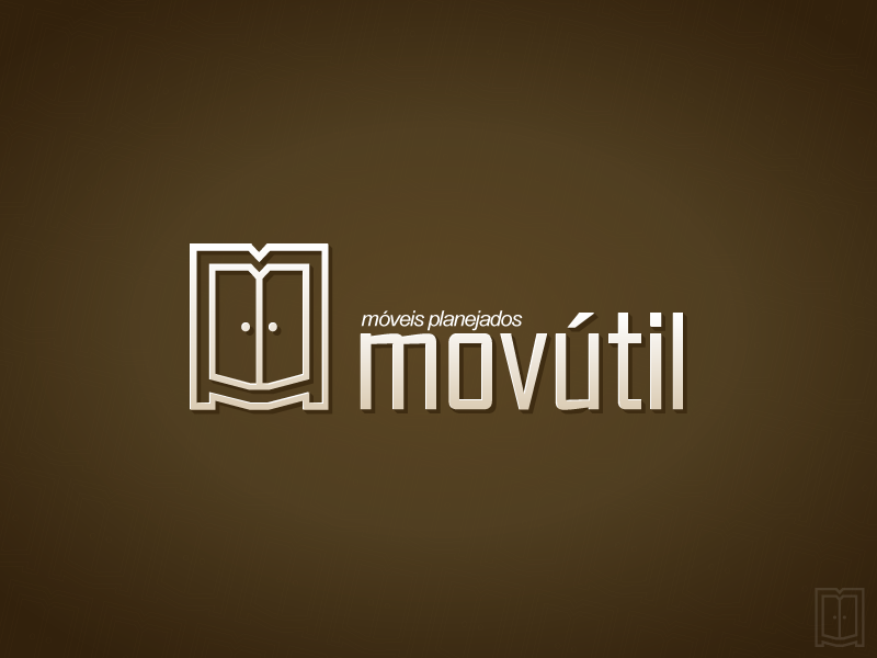 Movutil - Logotype