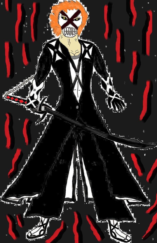 Ichigo Kurosaki New Bankai Form Ichigo: New Ban...