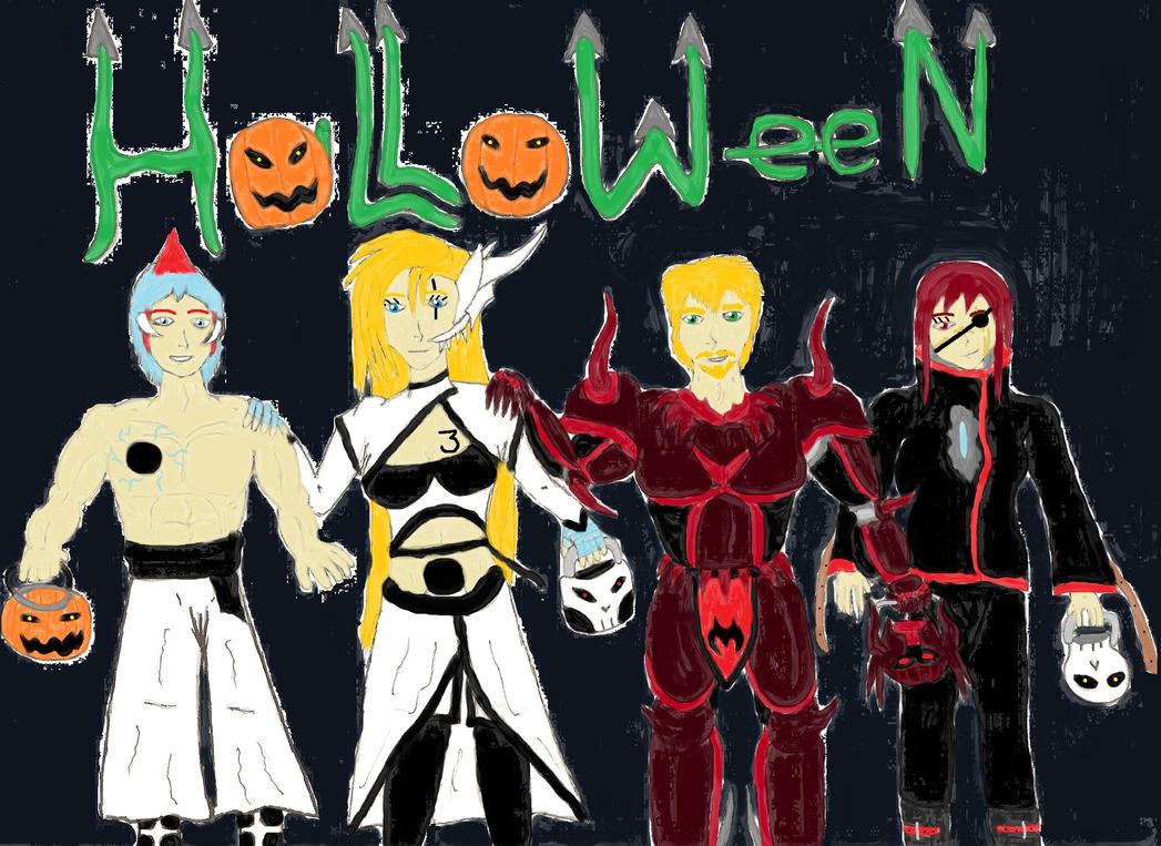 Happy Halloween: Trick or What...? by ChikaraRyoku