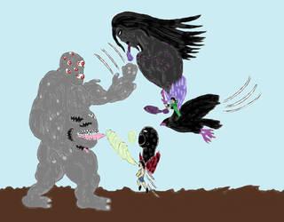 Contest Entree: ZakuraRain Contest. Poison Vacuum by ChikaraRyoku