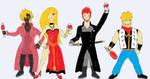 Vampire Nobles: Bloody Cheers by ChikaraRyoku