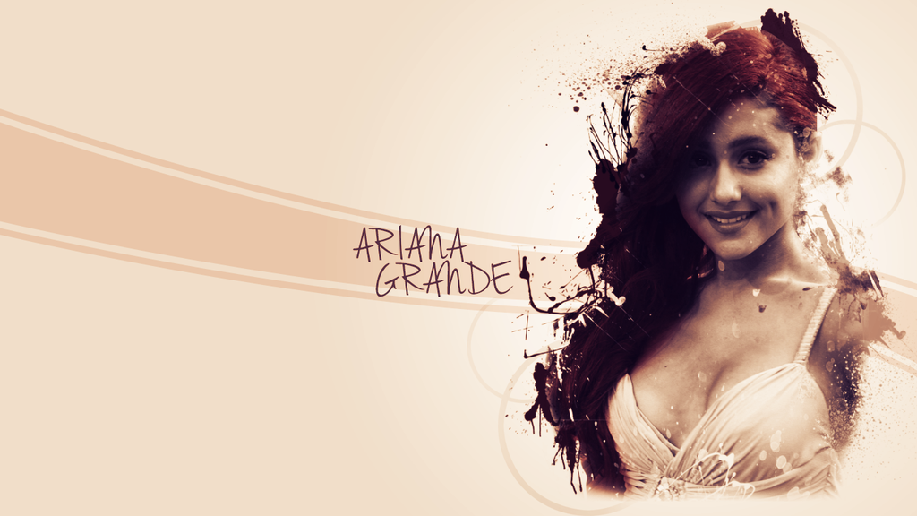 Ariana Grande Desktop