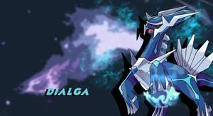 DIALGA Wallpaper