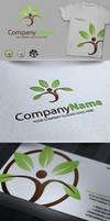 Eco Health Logotype