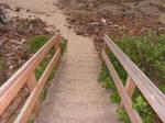 Stair sand