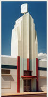 Art Deco Tucson, Arizona