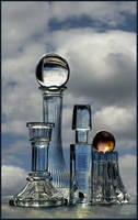Blue Still Life by DouglasHumphries