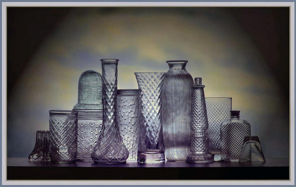 Glass Skyline by DouglasHumphries
