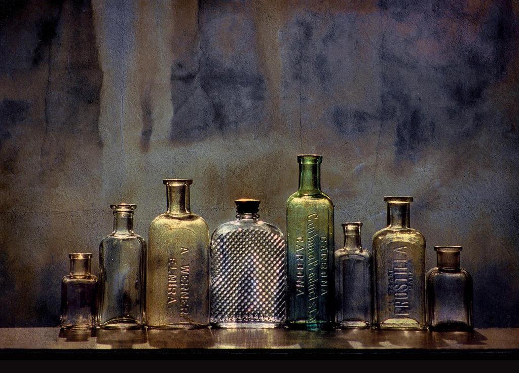 Bottles by DouglasHumphries