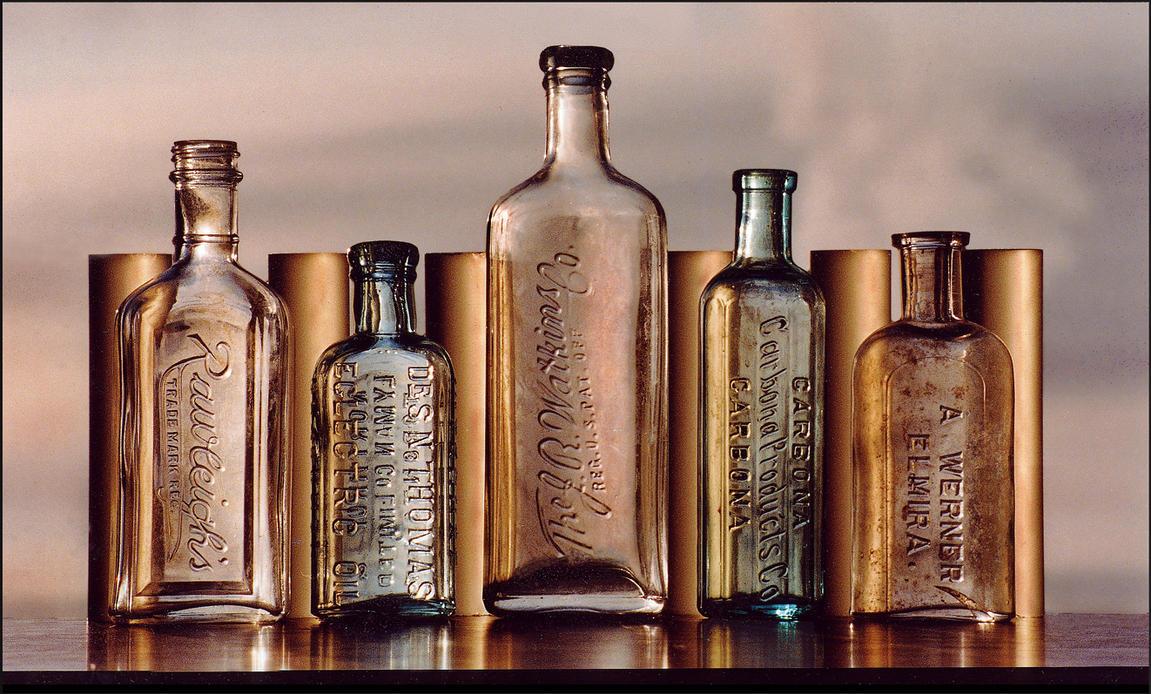 Medicine Show Still Life by DouglasHumphries