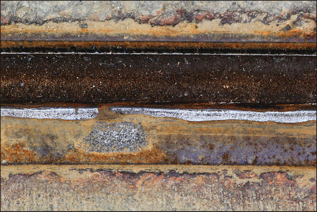 Streetcar Track Abstract by DouglasHumphries