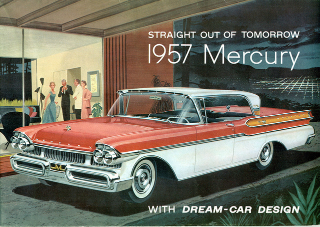 Vintage Car Ads from 1950s to 1980s (11) by DouglasHumphries