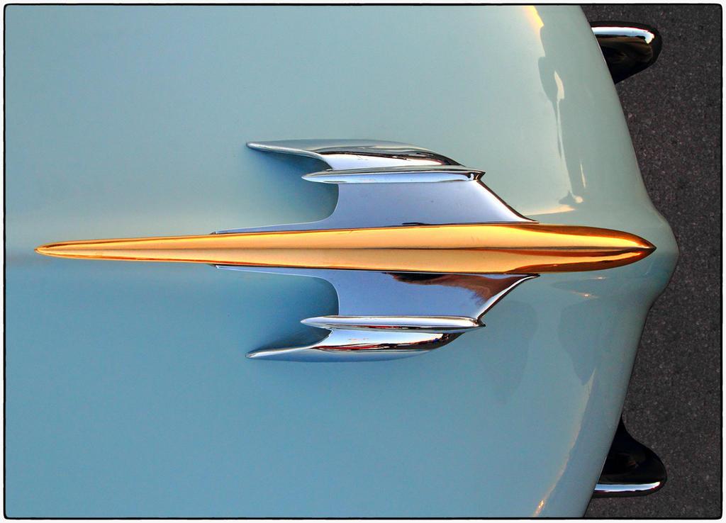 Hood Ornament  ( from 1951 Lincoln Cosmolpolitan ) by DouglasHumphries