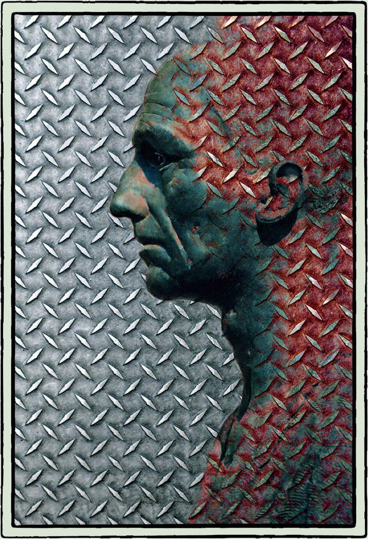 Metal Head by DouglasHumphries