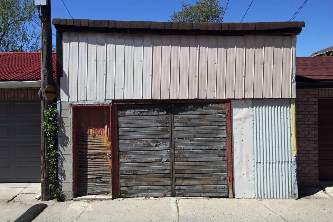 Garage by DouglasHumphries