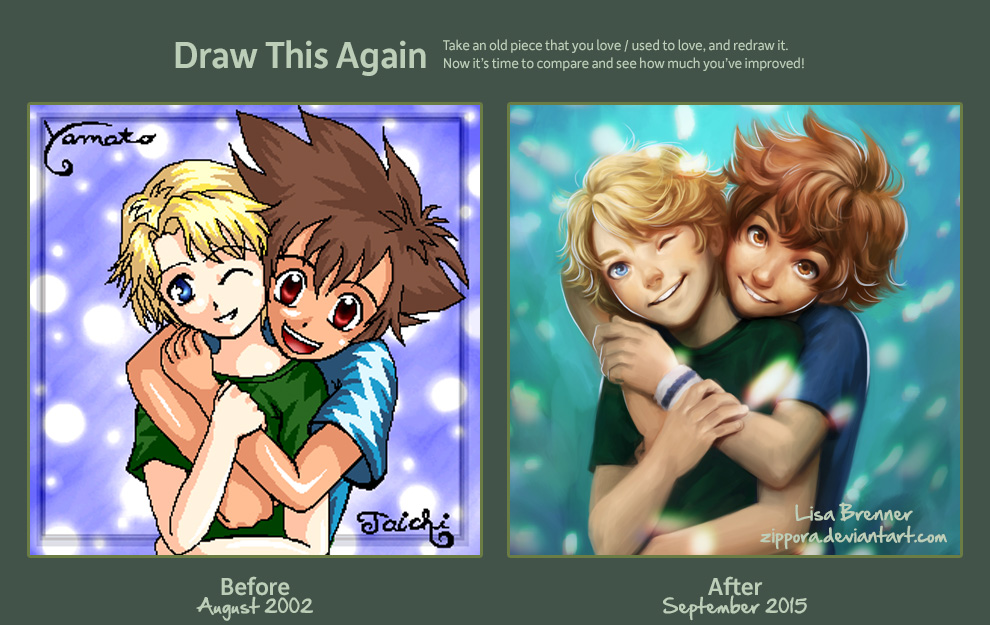 Draw This Again by Zippora
