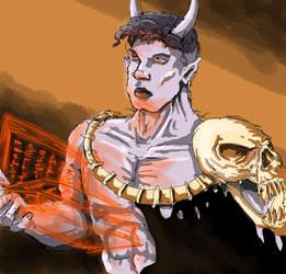 demon1 by LuisBrancoac