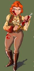 murderer by LuisBrancoac