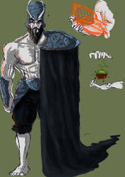 demon king by LuisBrancoac