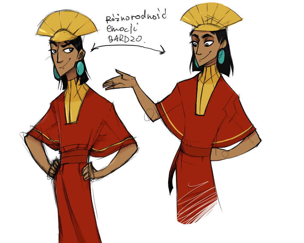 Kuzco. By WheatPodlaska On DeviantArt