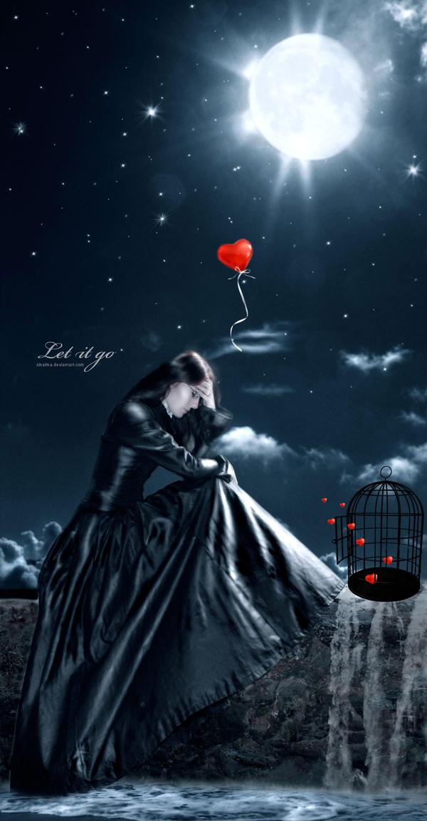 Let it Go by SinAlma