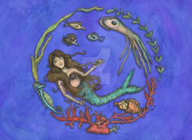 Circle Mermaid