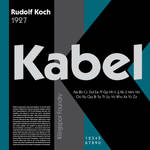 Kabel with a K by pham158