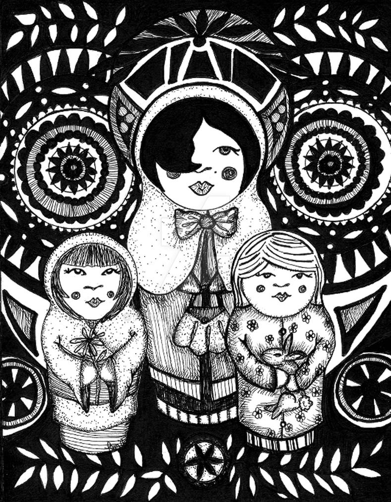 Russian Dolls by pham158