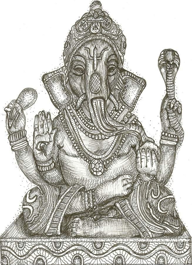 Ganesha by pham158