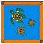 Tribal Series #5_Turtles